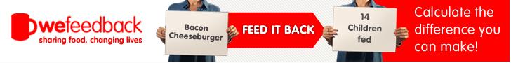 Share food, change lives