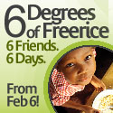6 Degrees of Freerice