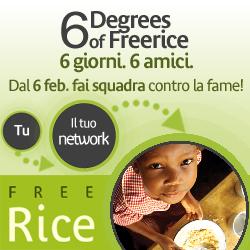 6 Degrees of Freerice